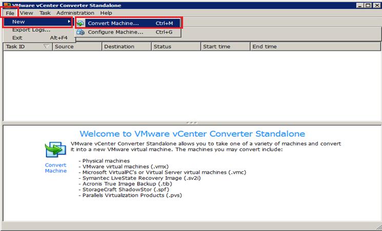 Vm File Converter