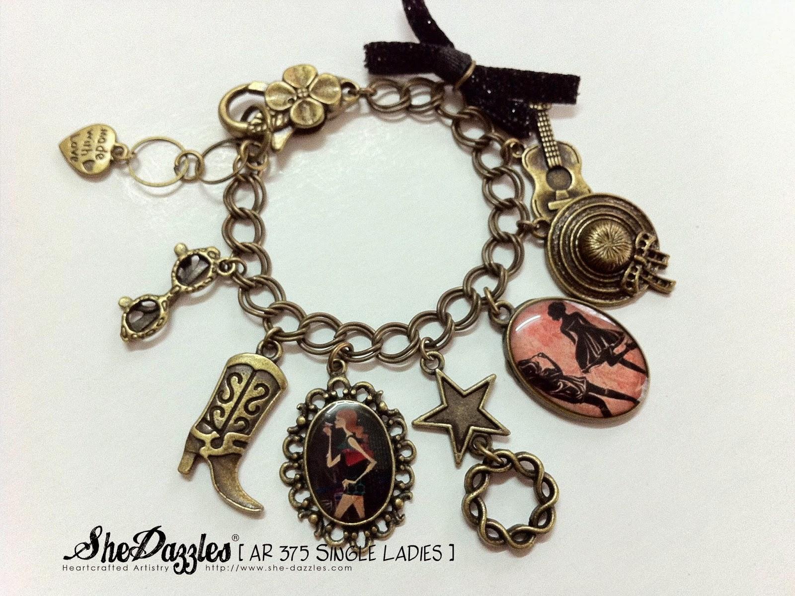 handmade-charm-bracelet-resin-pendant-shedazzles-malaysia