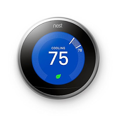 Nest Learning Thermostat, Easy Temperature Control for Every Room in Your House