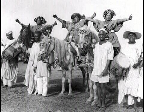 Hajiya Fatima Lolo The Great Nupe Woman