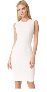 Narciso Rodriguez Women's Sleeveless Dress