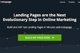 Tutorial Cara Membuat Website Secara Cepat dengan Instapage
