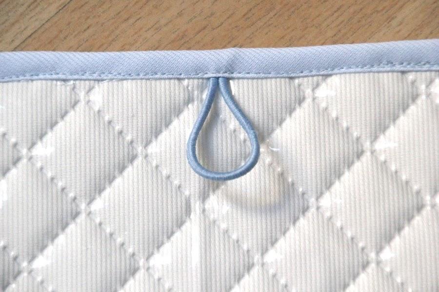 DIY Tutorial patrones cambiador bebé