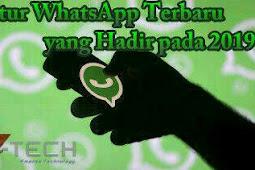 5 Fitur WhatsApp Terbaru yang Hadir pada 2019