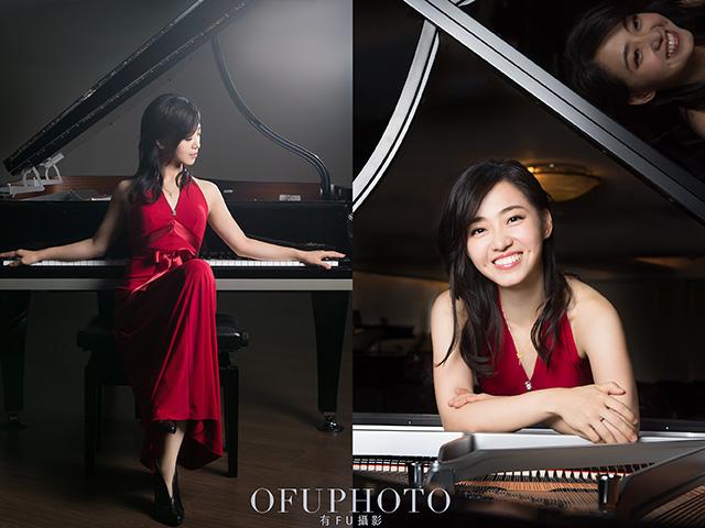 台北史坦威鋼琴中心拍攝