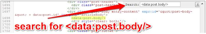 Facebook like button script for blog website