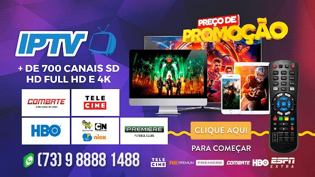TV por Assinatura pela Interne a preços ridículos e mais de 700 Canais!