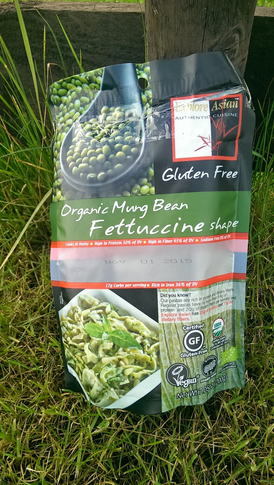 Explore Asian Mung Bean Fettuccine by Fifi Friendly