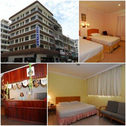Sandakan Hotels Massage