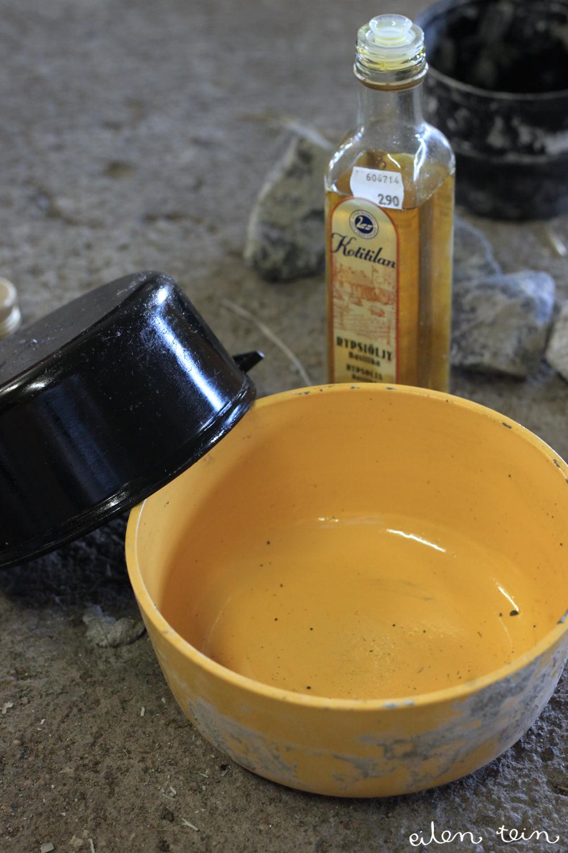 betonin valmistus käsin