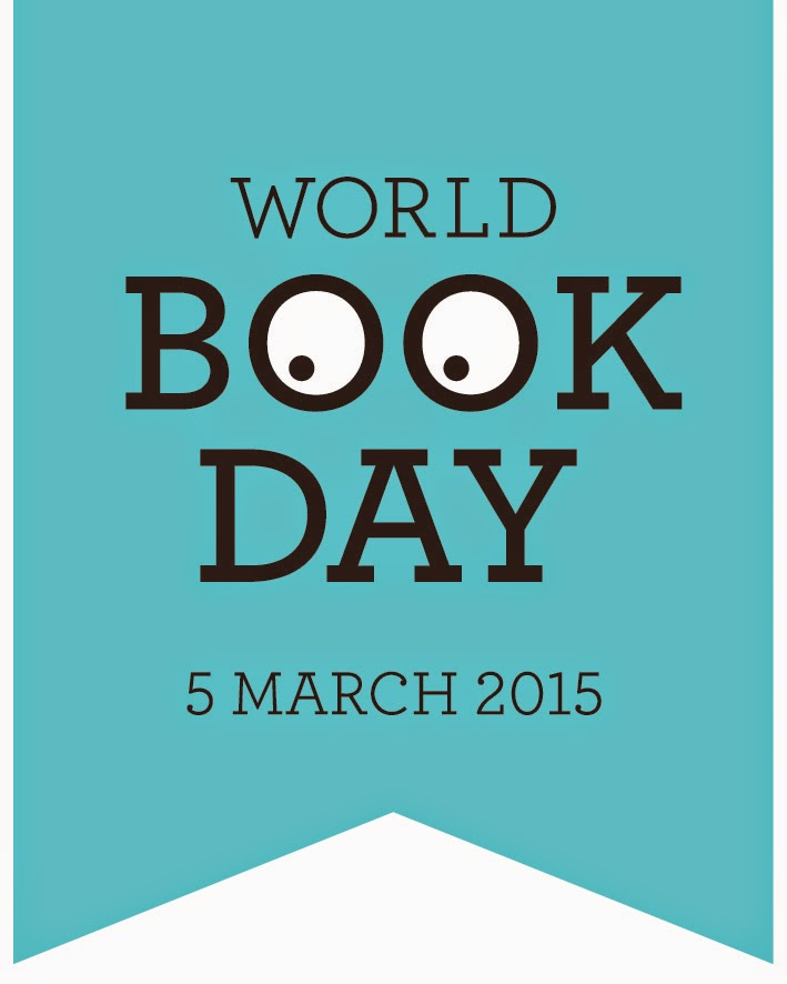 World Book Day 2015 #worldbookday