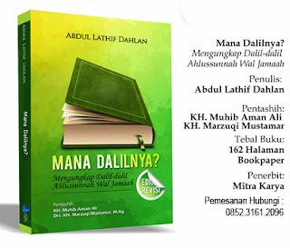 Buku Mana Dalilnya Toko Buku Aswaja Surabaya