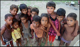 Malnutrition in Indian Poor Children