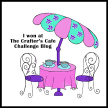 Crafter's Cafe Challenge #149 Winner