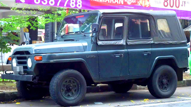 Beijing Jeep BJ2020