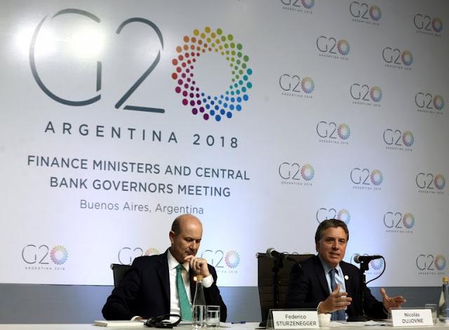 Países de G20 desconocen elecciones venezolanas y amenazan con sanciones
