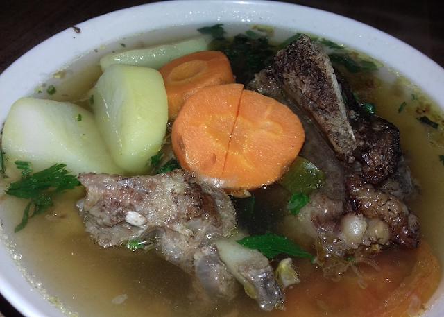 Kudus : Rumah Makan Lombok Idjo