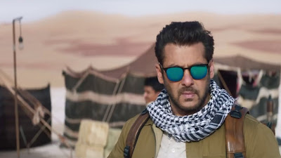Salman Khan Wearing Goggle Picture In Tiger Zinda Hai
