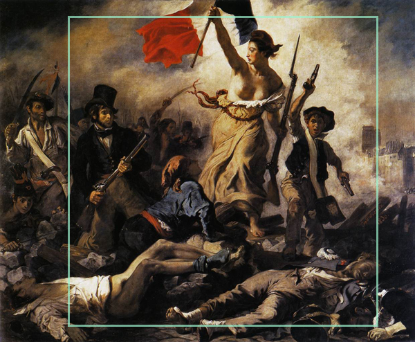 Major Revolution French People