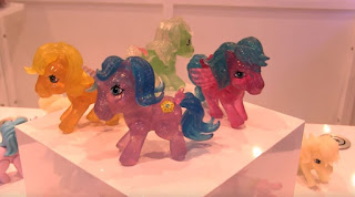 Loyal Subjects Retro G1 My Little Pony Figures