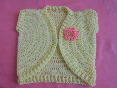 crochet-crosia-Crochet-Sandals-Babies-Sweater-design-pattern-free-tutorial-picture-step by step-handmade-video-sweater
