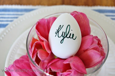 http://www.krisztinawilliams.com/2015/04/3-pretty-ways-to-display-egg-place-card.html