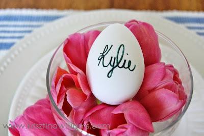 http://www.krisztinawilliams.com/2015/04/3-pretty-ways-to-display-egg-place-card.html