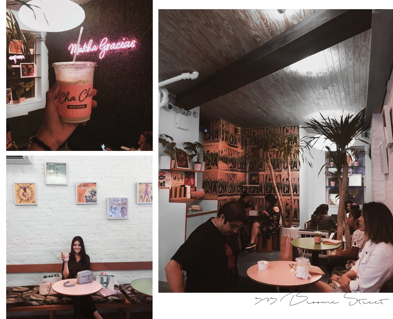 new york instagram places guide food spots instagrammable worthy chacha matcha soho 2