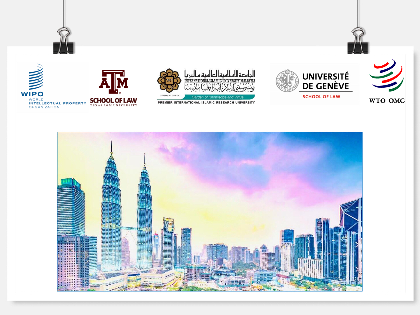 Asian IP express: on the First IP & Innovation Researchers of Asia