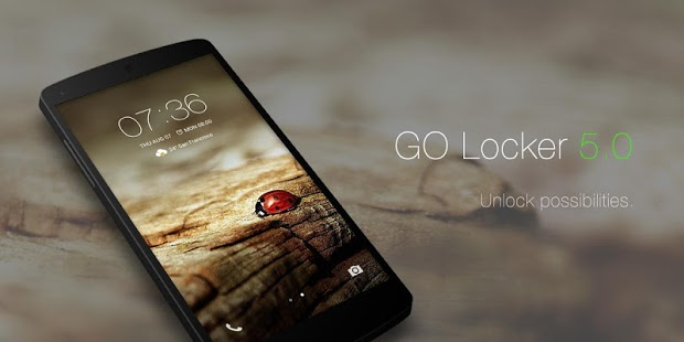 GO Locker Apk Android App | Full Version Pro Free Download