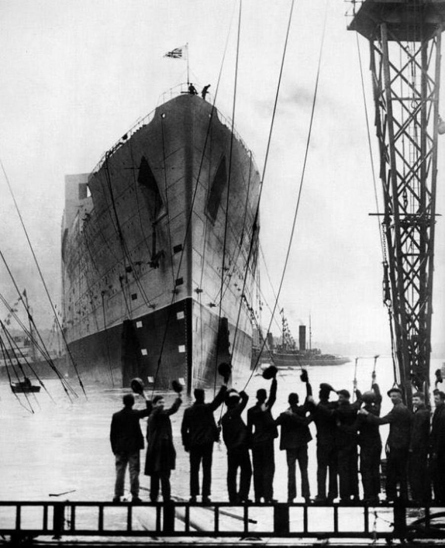 Vintage Titanic 11