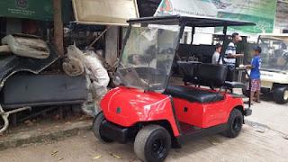JUAL MOBIL GOLF SECOND DI JAKARTA