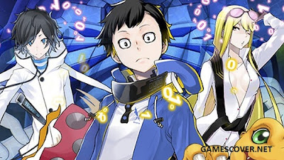 Digimon Story: Cyber Sleuth - Hacker's Memory Story