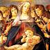 Η ανατομία της ανθρώπινης καρδιάς αναπαρίσταται στο ρόδι που κρατά ο Ιησούς σε διάσημο πίνακα του Μποτιτσέλι
