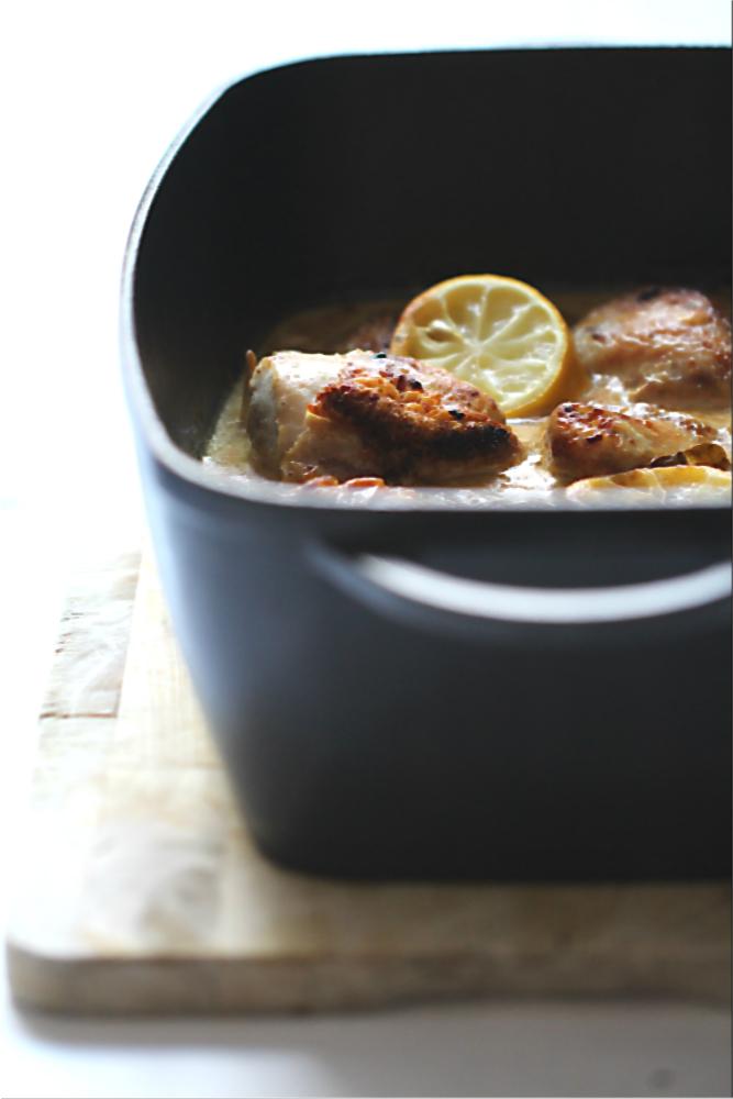 Rezept für Hähnchen in Kokosmilch, Kaffirlimette und Zitrone | Arthurs Tochter kocht – food, wine, travel, love von Astrid Paul