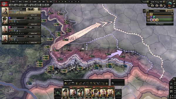 Hearts of Iron 4 Waking the Tiger PC Game