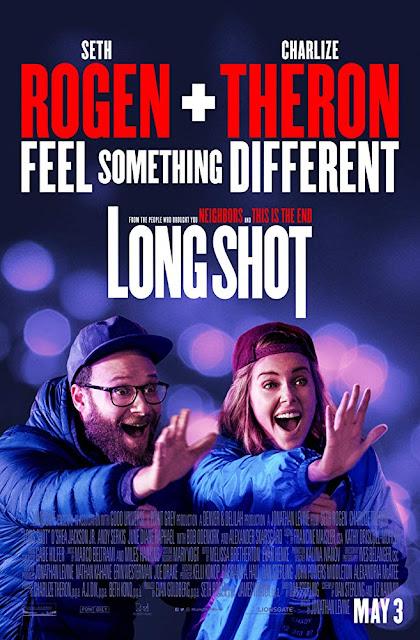 Long Shot 2019 movie poster