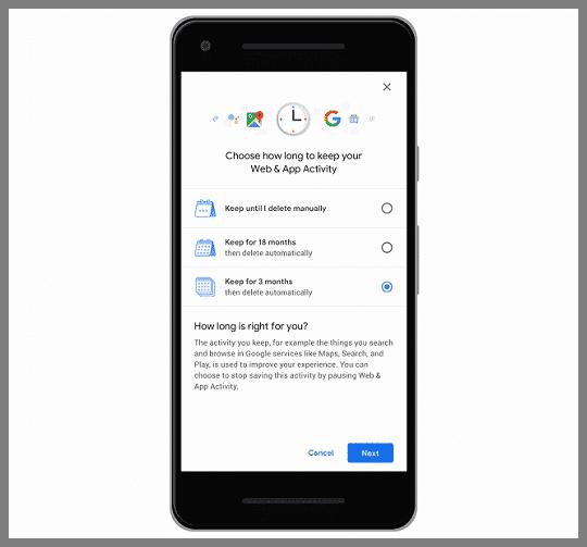 أدوات جديدة من غوغل للحفاظ على أمان وخصوصية المستخدم