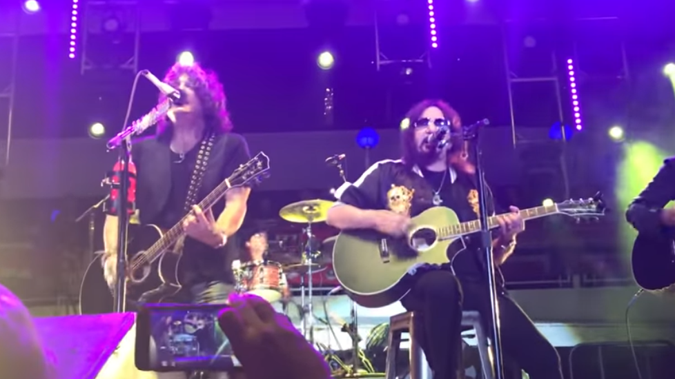 VIDEO: KISS Kruise VIII: KISS with Ace and Bruce