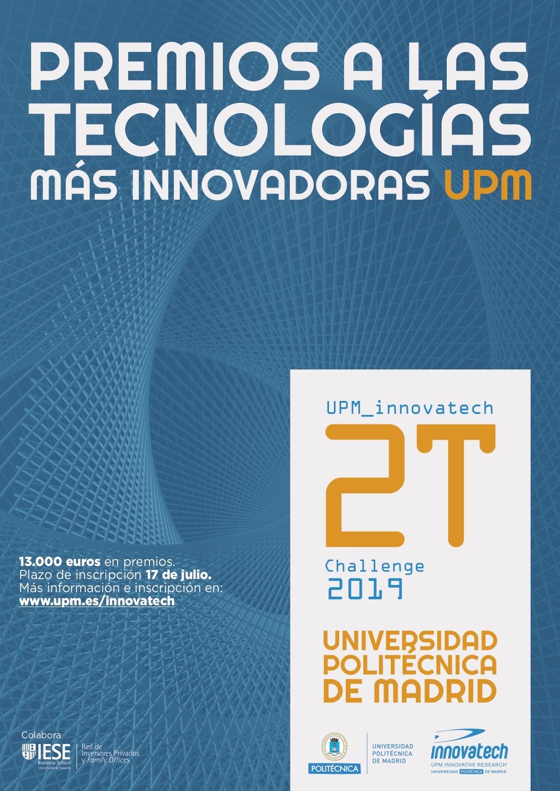 IV UPM_innovatech 2T Challenge 2019