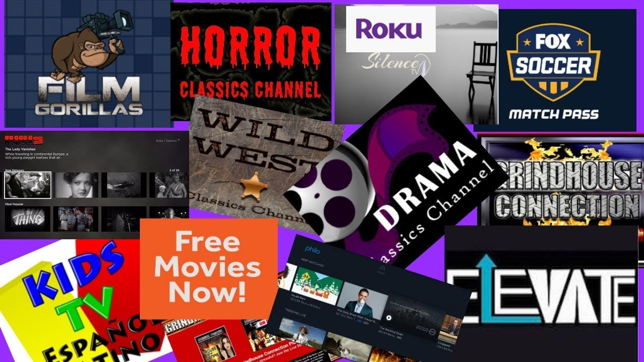 hack roku to get free channels 2018