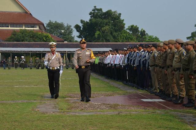 Gelar pasukan Operasi Ketupat Kalimaya 2018