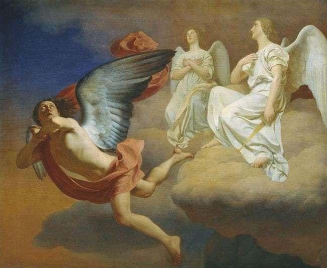 Angels, Gnostic Text, Abaddon