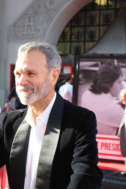 Darryl Hickman at the 2016 TCM Classic Film Festival Red Carpet