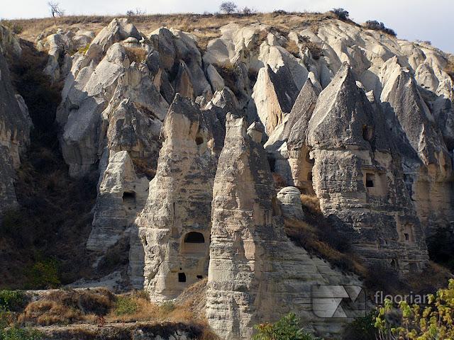 Kościoły w Tureckiej Kapadocji