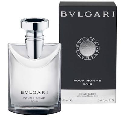 parfume Bvlgari Pour Homme Soir