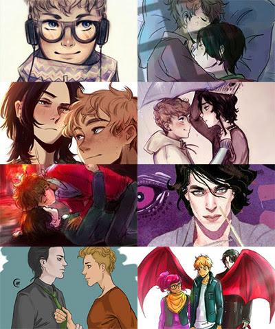 Moriré besando a Simon Snow, Rainbow Rowell