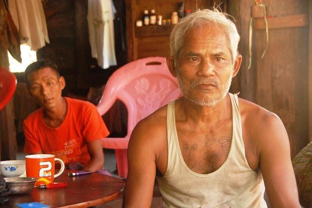 ထက္ေခါင္လင္း (Myanmar Now) ● ဒီေရေတာေတြက ကြၽန္ေတာ္တုိ႔ကို ထမင္းေကြၽးေနတာ