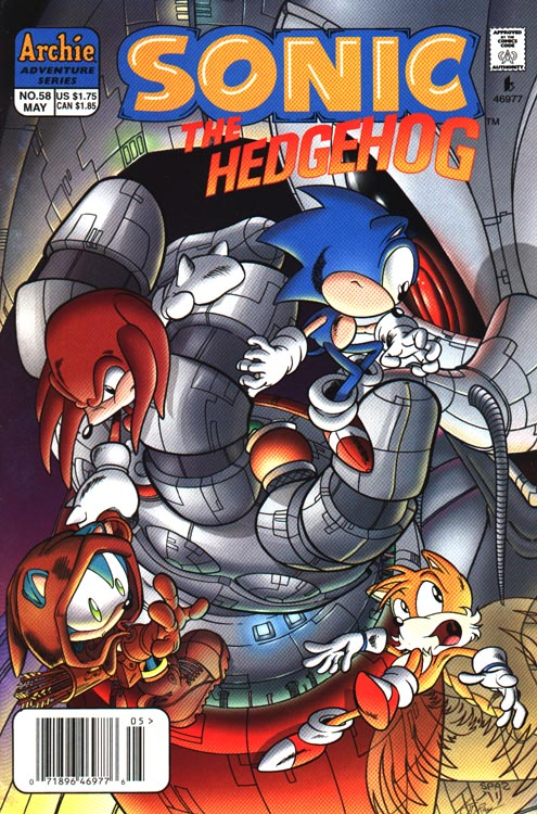 Hedgehogs cant swim sonic the hedgehog issue 58 sonic the hedgehog issue 58 thecheapjerseys Gallery
