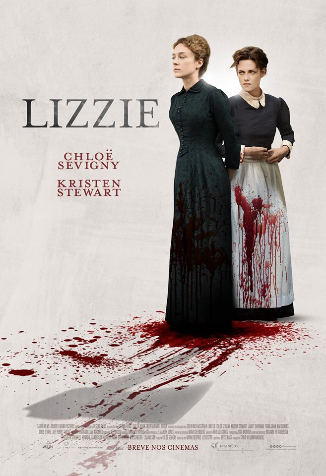 Capa do Filme Lizzie
